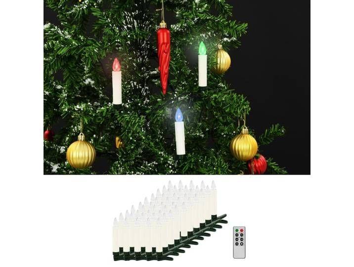 Die Aufsteckbaren Weihnachts Led Kerzen Sorgen Fur Eine Festliche