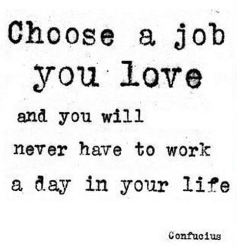Sommigen zouden beter nog eens nadenken over de keuze van hun job