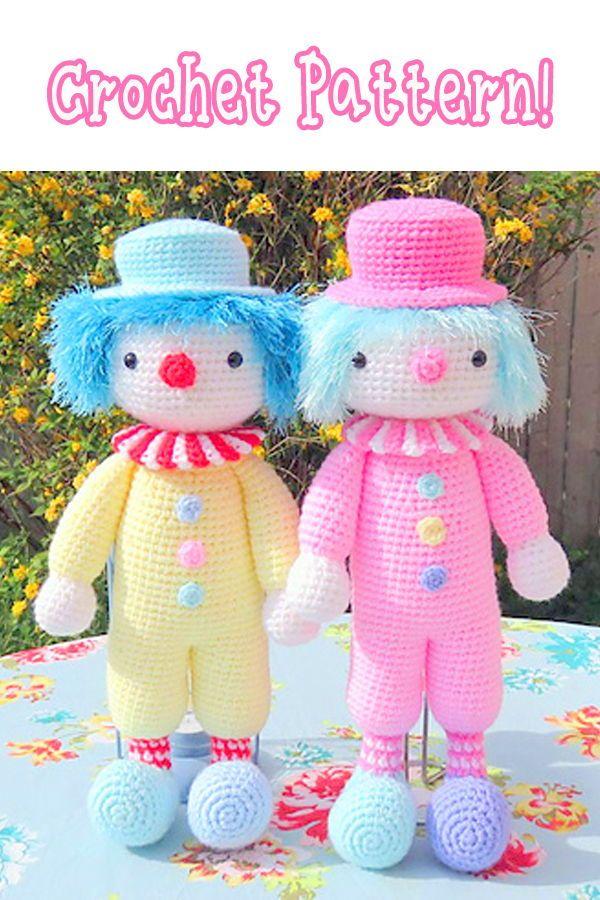 Crochet Amigurumi Dolls: Alejandra Montero, Maria: 9786059192057 ... | 900x600