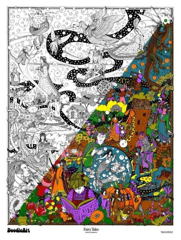 DoodleArt ~ Fairy Tales