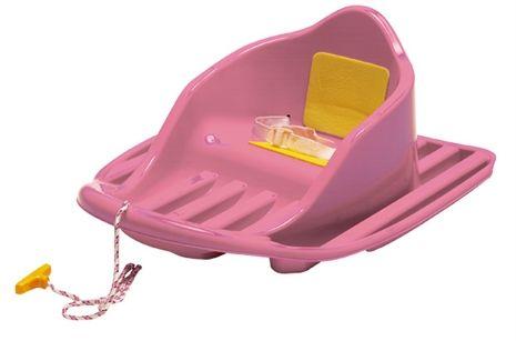 Kjøp Stiga, Cruiser baby, Belte og pute, Rosa - fra Lekmer.no
