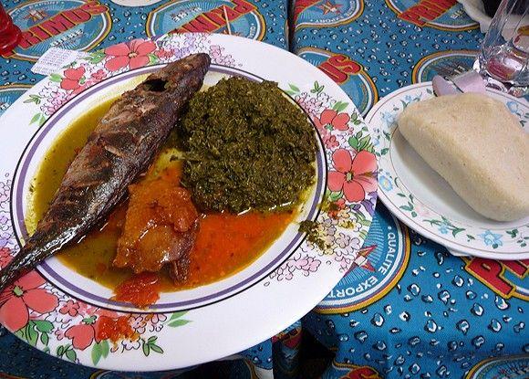 Congolese Cuisine | Source: i84.servimg.com food porn mpondu rdc zaire congo cuisine