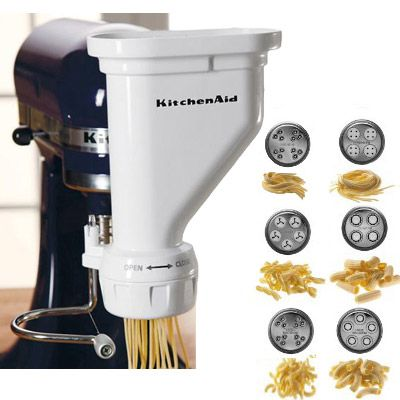 Kitchenaid mixer pasta attachment recipes