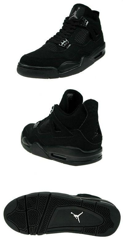 size 40 87d84 7a15b 2018 Real Air Jordan 4 (IV) Retro Black Cat