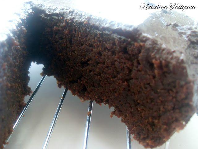 шоколадный типа брауни без яиц, вегетарианский и даже веганский рецепт