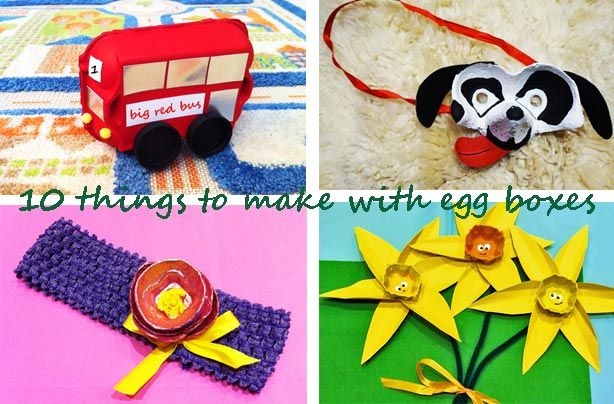 17 best images about egg box crafts on pinterest crafts for Things to make with egg boxes