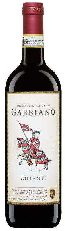 L'amateur de rouge de Toscane sera ravi par le Gabbiano Chianti! (15,20$) #cadeau #Noel