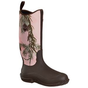 The Original Muck Boot Company Hale Multi-Season Boots for Ladies - Realtree AP Colors Pink - 11 M