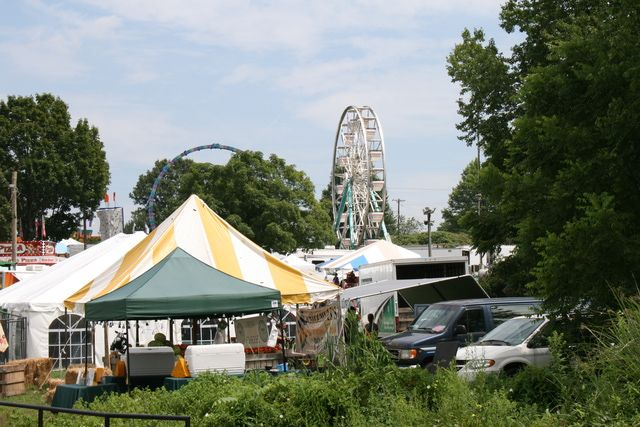Howard County Fair August 8 - 15, 2015 - Howard County Fair Grounds, West Friendship Maryland.