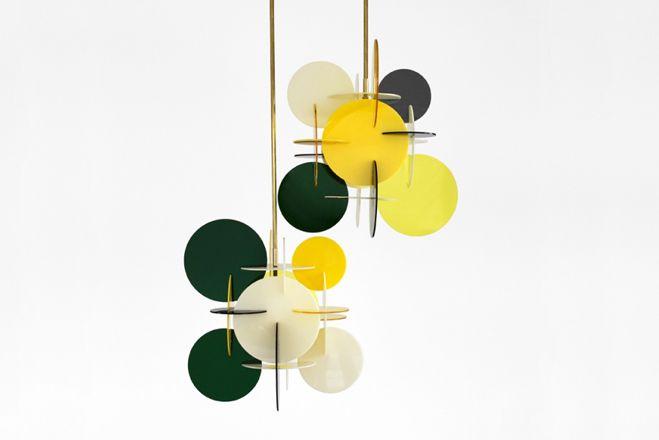 Plexi Glass Lamps by Vibeke Fonnesberg Schmidt. See more on OEN - http://the189.com/sculpture/plexi-glass-lamps-by-vibeke-fonnesberg-schmidt #handmade #craft #light #glass #mobile