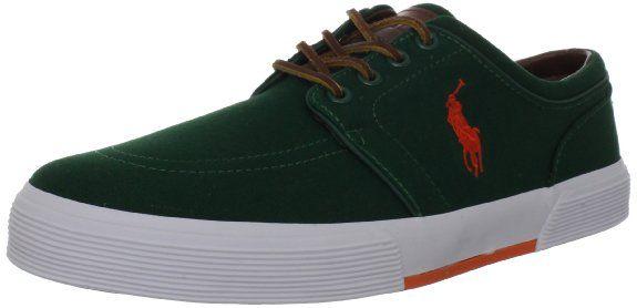 Polo Ralph Lauren Men\u0027s Faxon Low Sneaker: Men\u0027s Shoes Color: ...