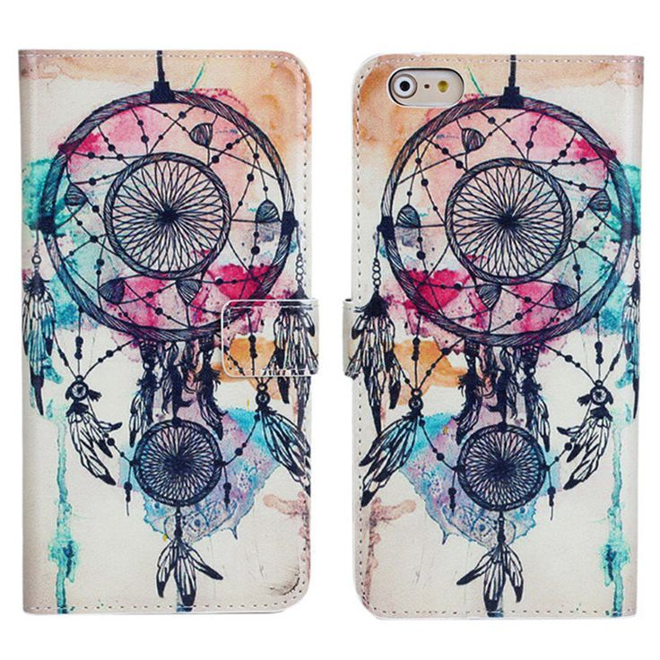 New Case - Apple iPhone 6 Tribal Dream Catcher Designer Printed Wallet Case, $16.95 (http://www.newcase.com.au/apple-iphone-6-tribal-dream-catcher-designer-printed-wallet-case/)