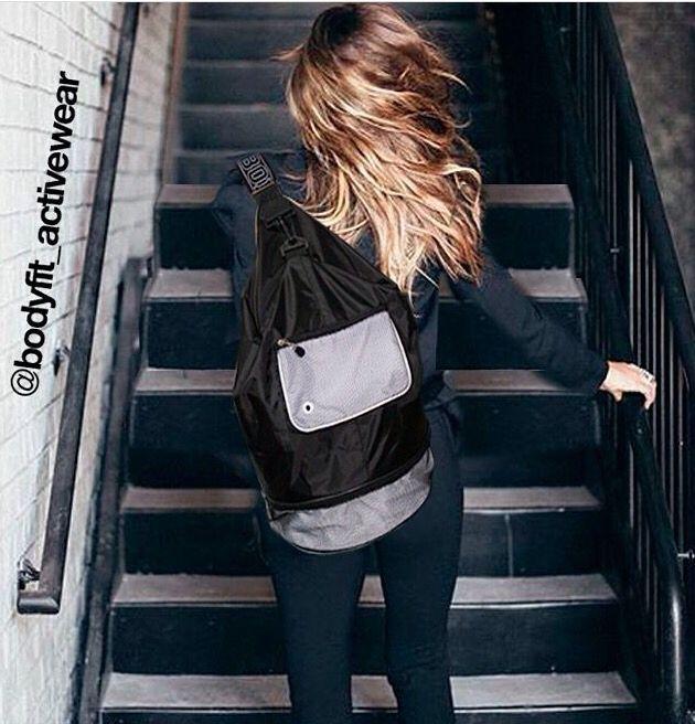 Conoce nuestro nuevo morral, ya está disponible en todas nuestras tiendas #EstiloBodyFit #OutFit #BeOriginal #FashionFitness #GymTime #Fintes #Modern #Anathomic #FashionSport #WorkOut #PhotoOfTheDay #LifeStyle #Woman #Shop #Casual #Trendy #f4f #Follow #YoSoyBodyFit #RopaDeportiva #ActiveWear #BeOriginal  #BodyFit #LookGym #gymathome #GymLook #GymLife  #GetFit #Fit
