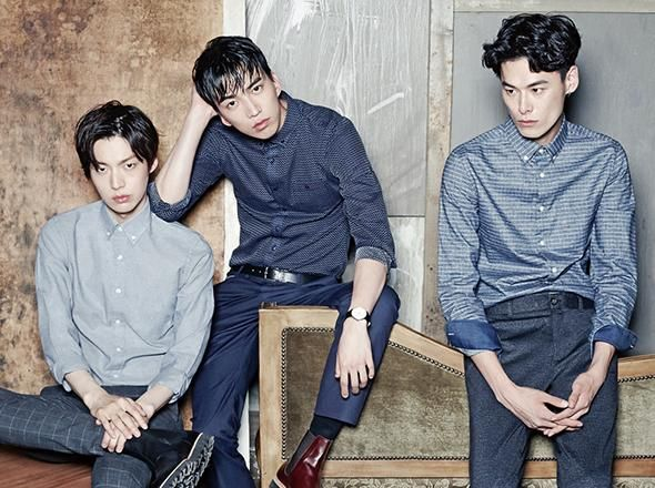 CHRIS CHRISTY 2014 FALL | AHN JAEHYUN , DO SANGWOO & KIM WONJOONG