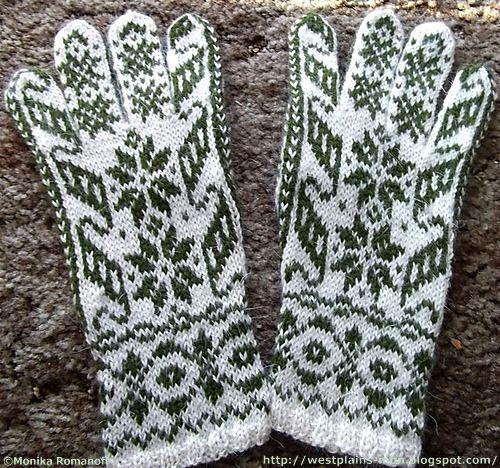 Westplains: Норвежские перчатки