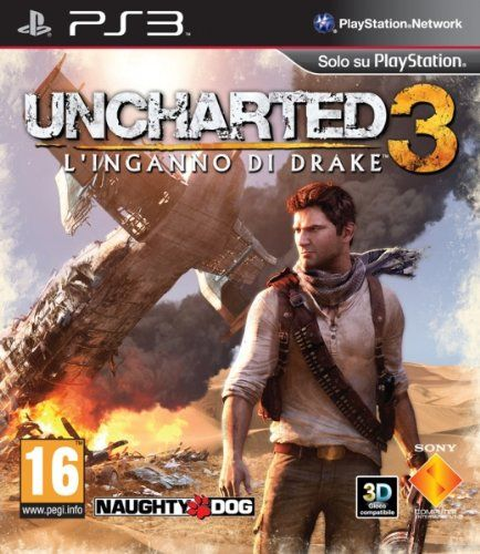 Uncharted 3: Drake's Deception wholesale