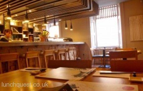 KanPai Sushi in Edinburgh, Edinburgh    http://www.chowzter.com/destination-dining/europe/Edinburgh/review/KanPai-Sushi/2078_6033