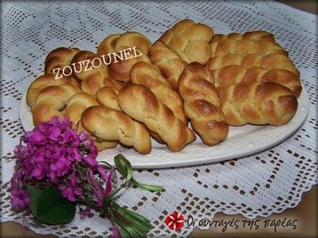 Vefa's Easter cookies