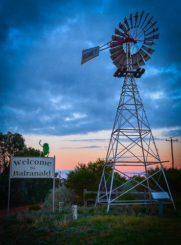 Balranald, NSW | Flickr - Photo Sharing!