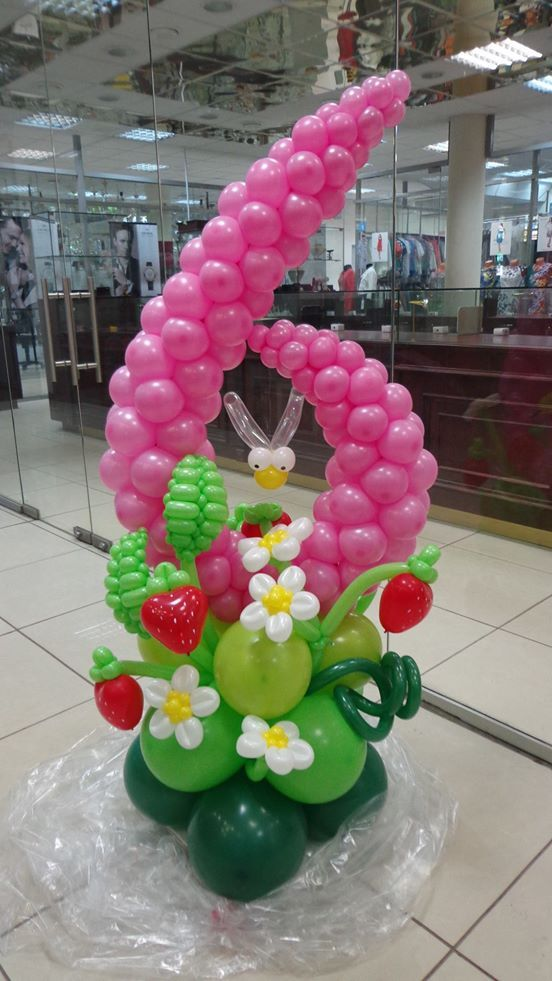 Best images about balloons centerpieces decorations