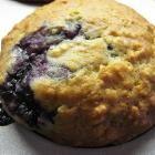 Photo de recette : Muffins à l'avoine et aux bananes