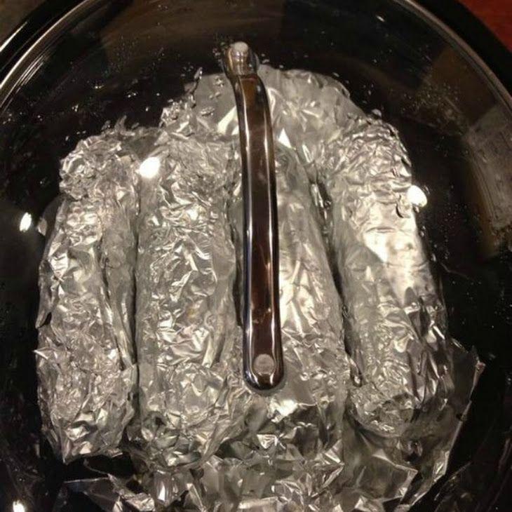 ribeye steaks in a crockpot