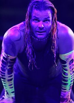 Jeff Hardy Monday Night Raw 11/13/06