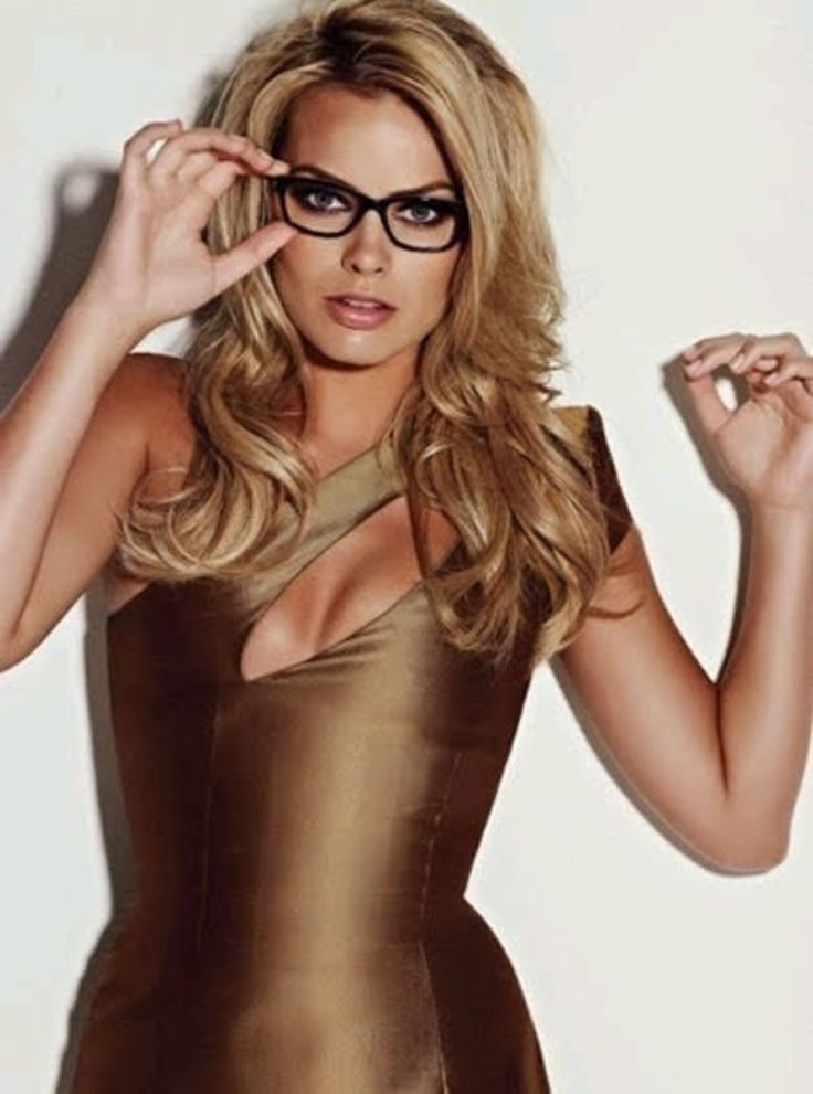 The beautiful Margot Robbie
