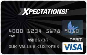 PLS Xpecations is a prepaid Visa card that is a perfect alternative to credit and #debitcards. Customers can access their money any time they wish through online or in store transactions. It is backed by the Bankcorp #Bank.