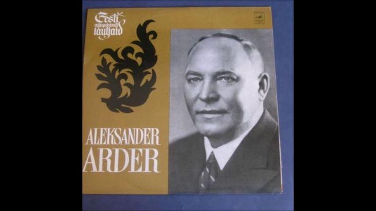 Aleksander Arder Tiki tik, tiki tak
