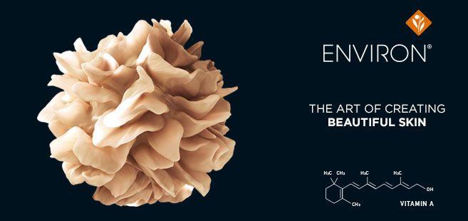 #environ The Art of creating beautiful skin