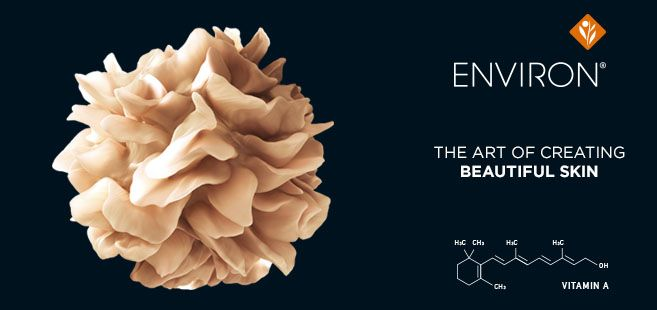 #environ The Art of creating beautiful skin