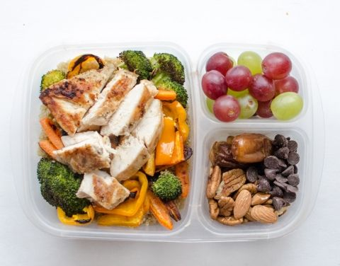 8 Lunch Box ideas for Adults