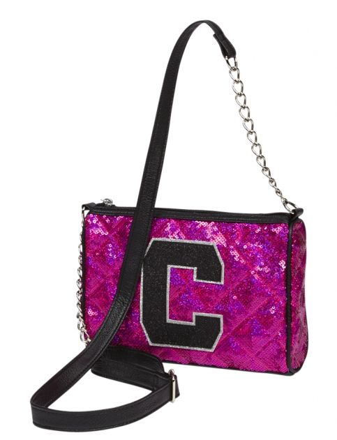 Initial Sequin Crossbody Bag S Fashion Bags Totes Accessories Justice