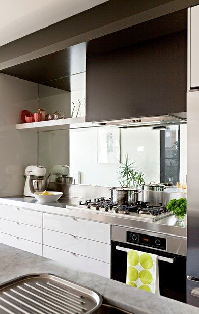 Five ways to make the most of a small kitchen