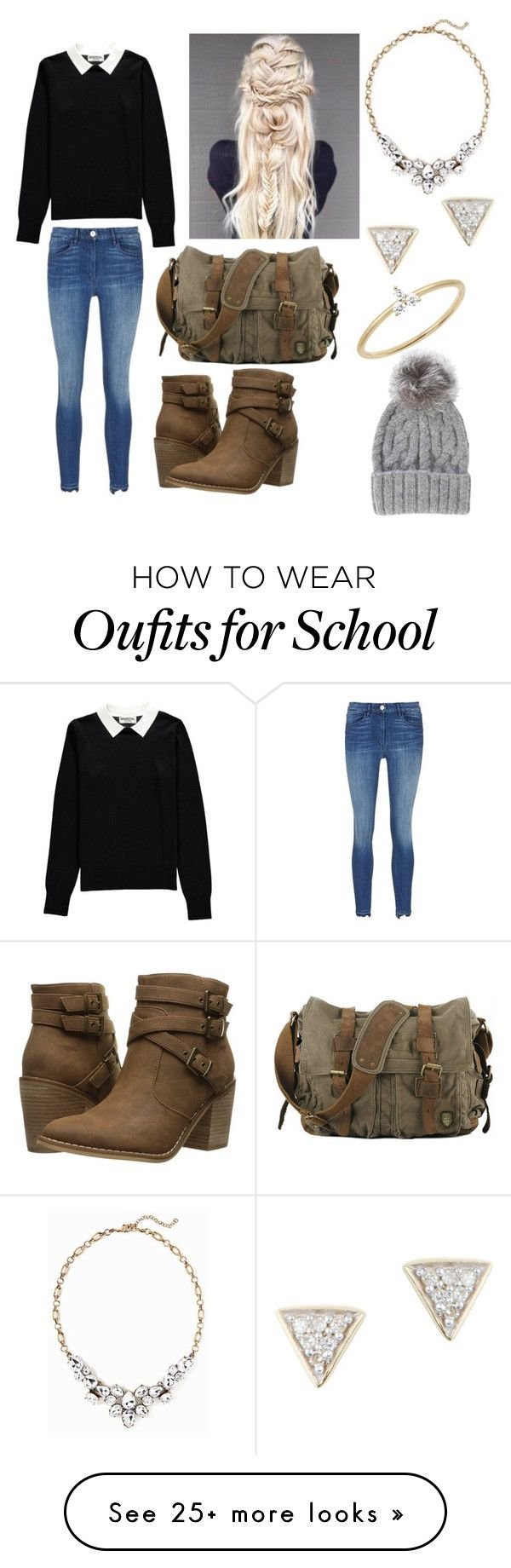 """""""Untitled #25"""" by haleyhoward6574 on Polyvore featuring Essentiel, Rocket Dog, Old Navy, Adina Reyter, EF Collection and Eugenia Kim"""