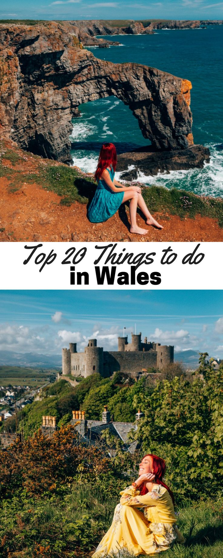 Top 20 Things to do in Wales