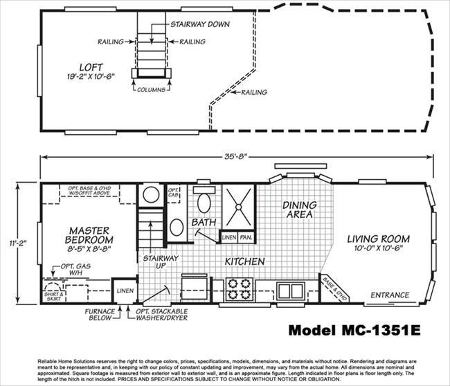 50 best caravan camper van and motor home floor plans for Rv park blueprints