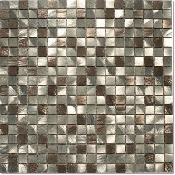 Dell'Arte - mozaiki dekoracyjne Futura 15 (plaster 30x30)