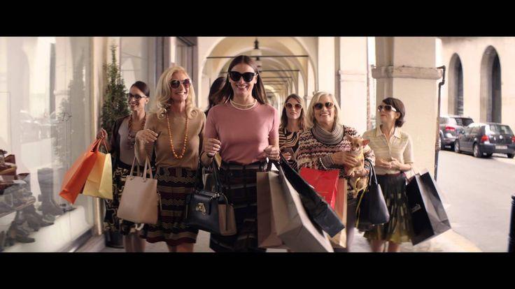 BRESCIA. Nuovo Spot Vodafone: Nina la personal shopper