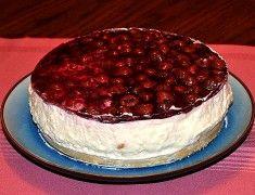 """Торт """"Творожное безумие"""" без выпечки"""