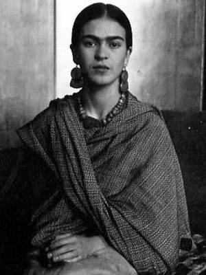 You cannot have art without including Frida Kahlo.