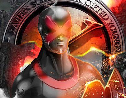 "Check out new work on my @Behance portfolio: ""Cyclops Uncanny X-men"" http://be.net/gallery/46744519/Cyclops-Uncanny-X-men"