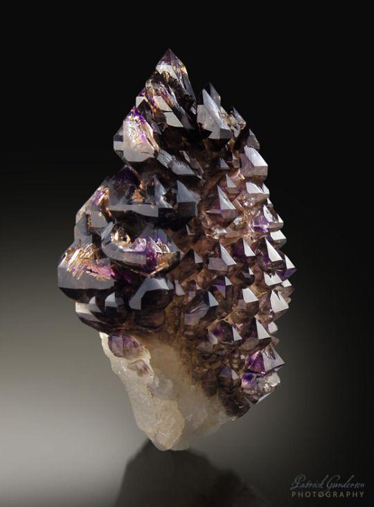 #Amethyst from Australia. crystal Quartz.(www.facebook.com/GRAINE.DE.MARIN)