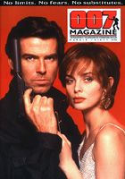 007 MAGAZINE Issue #30 - Pierce Brosnan James Bond 007 GoldenEye