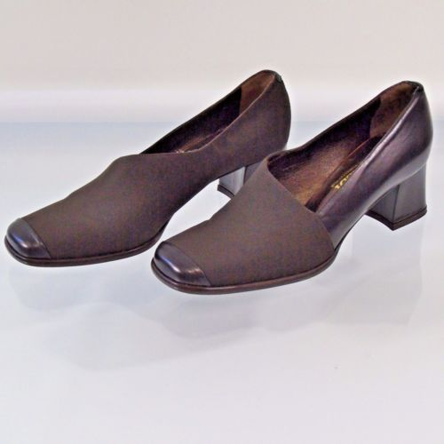 Marc Fisher Frauen Comrad Leder Loafers38 EU / 7 US FrauenMedium Brown Nubuck