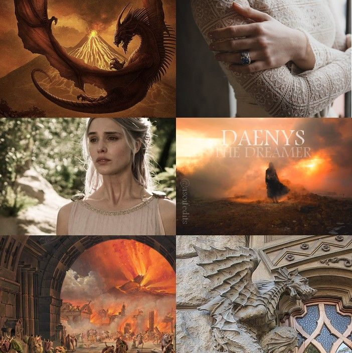 Daenys Targaryen, also known as Daenys the Dreamer, was the daughter of Lord Aenar Targaryen. She was born in Valyria and had prophetic dreams (like Prince Daeron Targaryen and Daemon II Blackfyre). She saw the Doom of Valyria and warned her father, who relocated his family to Dragonstone, despite the jokes from the other lords. That's why the Targaryens are the only family of dragonlords that survived the cataclysm.