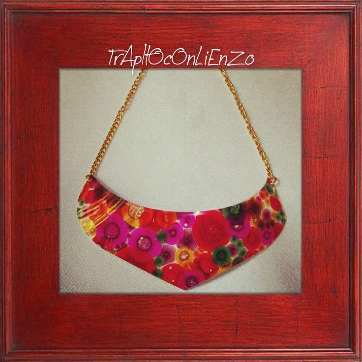 Collar Placa TcL