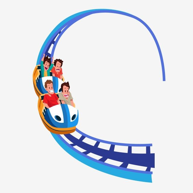 Roller Coaster Roller Coaster Game Game Game For Children Children Clipart Happy Children Childrens Day Png And Vector With Transparent Background For Free D Kids Clipart Kids Background Roller Coaster