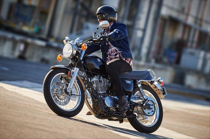 2016 Yamaha SR400 Sport Heritage Motorcycle - Model Home